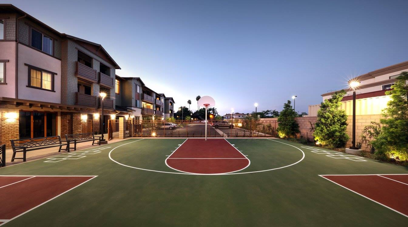 Rockwood BBall Court